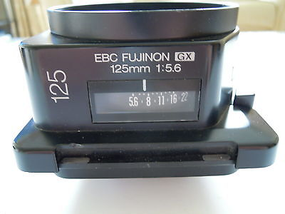 Fujinon EBC GX 125mm F5.6 for GX680