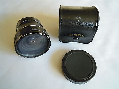 Aubell Semi Fish-Eye Lens with Series VII 52mm Adapter
