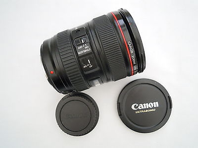 Canon EF 24-105 mm F/4 L IS USM Lens