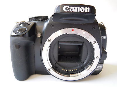 Canon EOS 400D / Digital Rebel XTi 10.1 MP Digital SLR Camera - Black (Body...