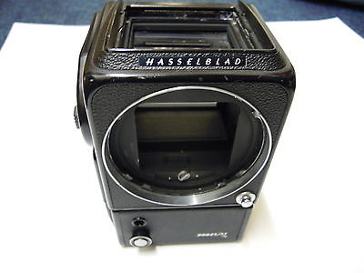 Hasselblad 500 EL/M Film Camera Black Body only