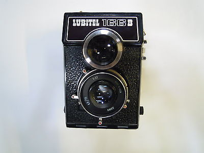 Lomography Lubitel-166 B TLR Film Camera Body Only