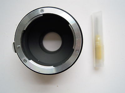 Nikon Lens adapter for Panasonic WV-LT22