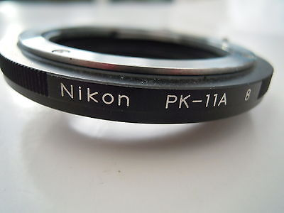 Nikon PK-11A 8 extension Tube