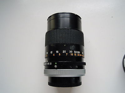 Canon FD 135mm F3.5 S.C. Lens