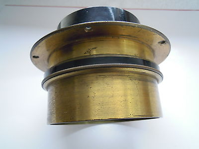 Taylor - Hobson Cooke Process Anastigmat 30 inch Series V A Brass lens F16-F90