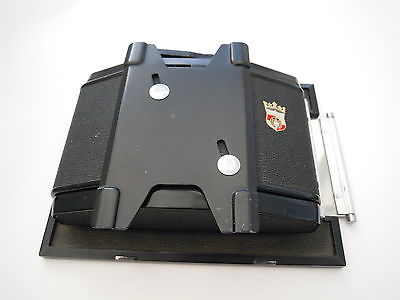 Wista 6x7 Roll film holder for 5X4 camera