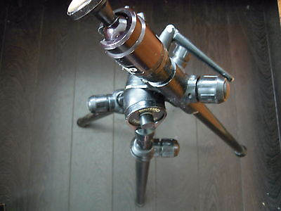 Benbo Tripod including Ball and Socket Head