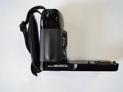 Bronica Zenza 6 x7 Power Winder grip