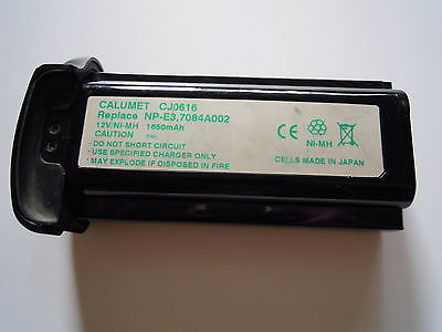 Calumet NP-E3 replacement Battery 12V/NI-MH