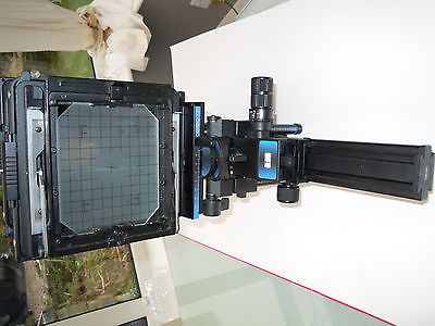 Cambo SC Large Format 4x5 View Camera