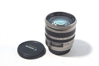 Canon 24-85mm EOS autofocus lens USED good condition