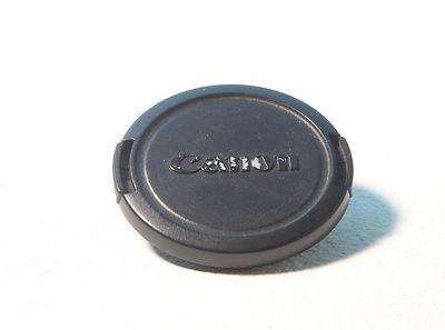 Canon 58mm lens cap USED