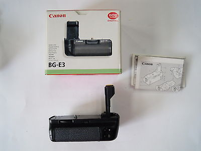 Canon BG-E3 Battery Grip For 350 or 400D