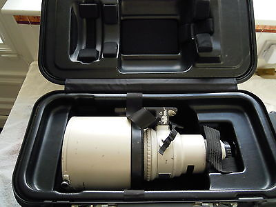 Canon EF 400mm F2.8L II Ultrasonic