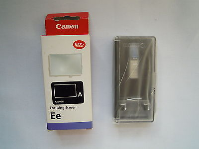 Canon Focusing Screen Ee CZ6-9565  A