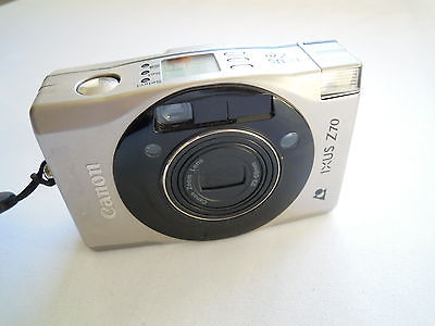 Canon IXUS Z70 APS Point and Shoot Film Camera Plus 1 roll of Fuji Film NEXIA 40