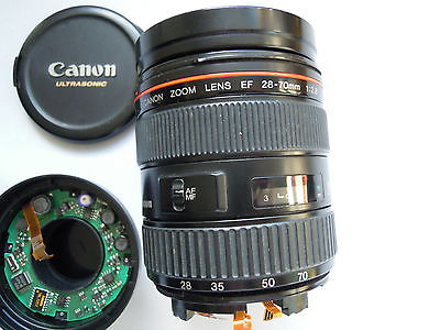 Canon Zoom EF 28-70mm F2.8 L Ultrasonic Macro zoom