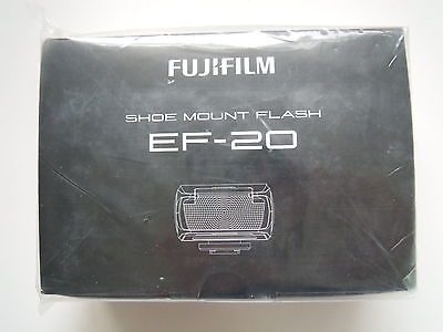 Fujifilm EF-20 Shoe Mount Flash