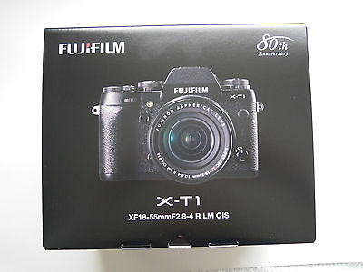 Fujifilm X-T1 XF 18-55mm F2.8-4 R LM OIS plus £100 CASH BACK FROM FUJI