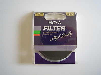 Hoya Filter 58 mm Pitch 0.75  Infrared (R72)