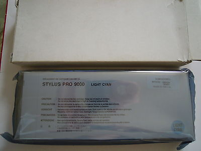 Ink Cartridge for Stylus Pro 9000 Light Cyan