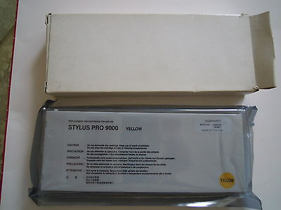 Ink Cartridge for Stylus Pro 9000 Yellow