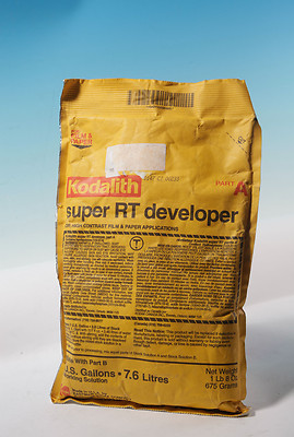 Kodak super RT developer 7.6 litres out of date sealed
