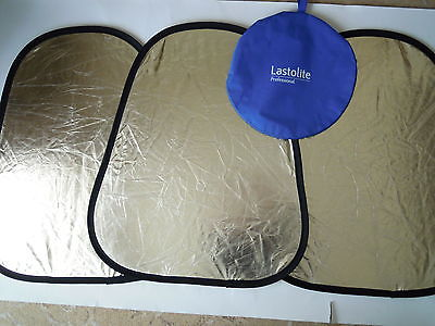 LASTOLITE TRI FLECTOR REPLACEMENT PANELS SUNFIRE/SILVER