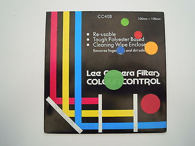 Lee Camera filter Colour Control 100mm x 100mm CC40B