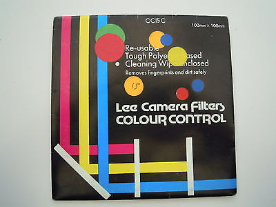 Lee Camera Filter Colour Control 100mmx100mm CC15C
