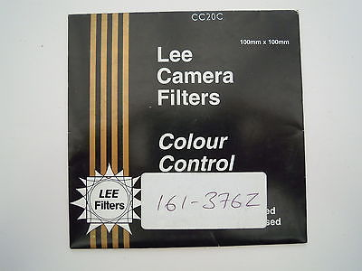 Lee Camera Filter Colour Control 100mmx100mm CC20C