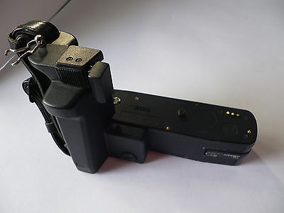 Leitz Wetzlar Leica R4 Winder and Grip