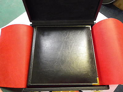 "Mario Acerboni Milano B Size 8""x8"" 12 Page  with case"