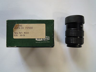 Meopta 25x Spotting Scope Eyepiece