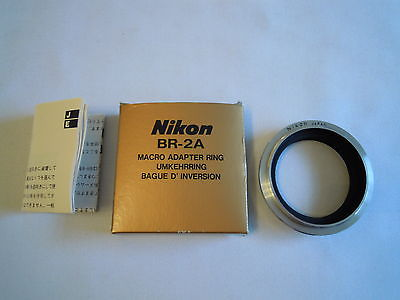 NIKON BR-2A MACRO ADAPTER RING