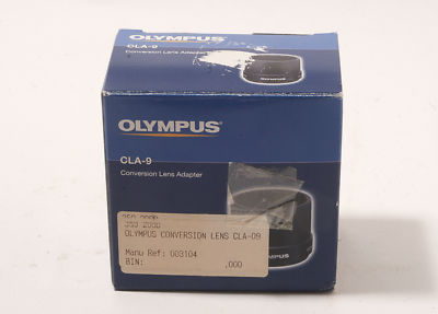Olympus conversion lens adapter CLA-09