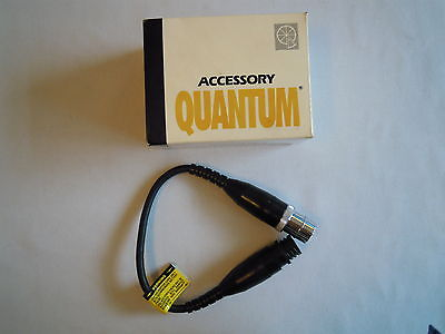 QUANTUM QF42 LUMEDYNE POWER CABLE